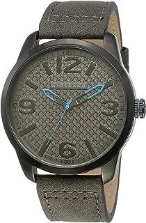 Giordano Analog Grey Dial Men's Watch - A1049-04
