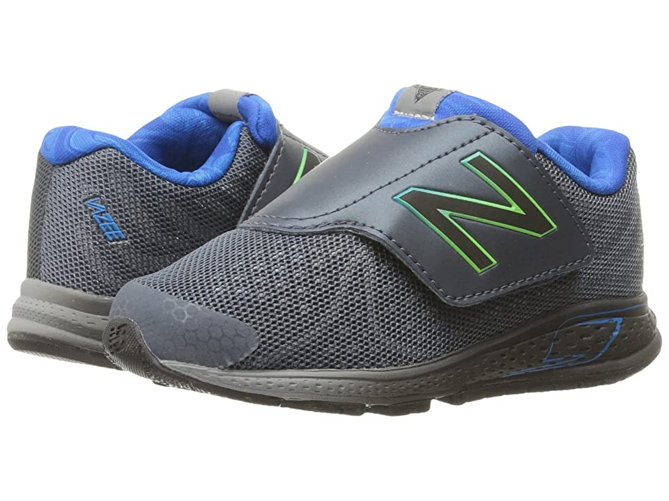 New Balance Kids Vazee Rush v2 Disney Pixar (Infant/Toddler) (Grey/Blue) Boys Shoes