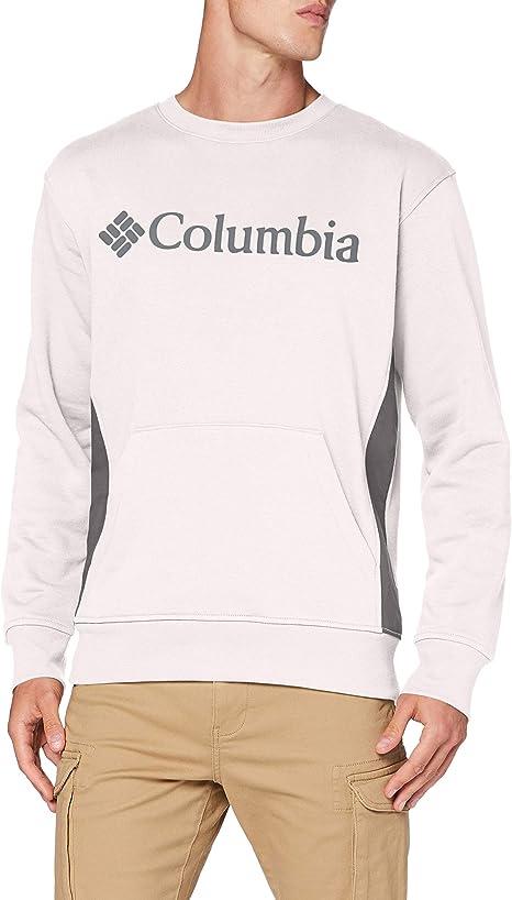 TALLA XXL. Columbia Minam River Suéter con Cuello Redondo, Hombre