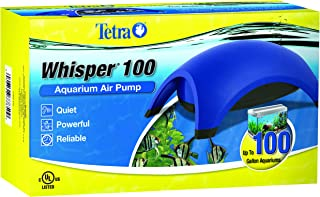 Tetra Whisper Air Pump with Minimal Noise and Maximum Air Flow