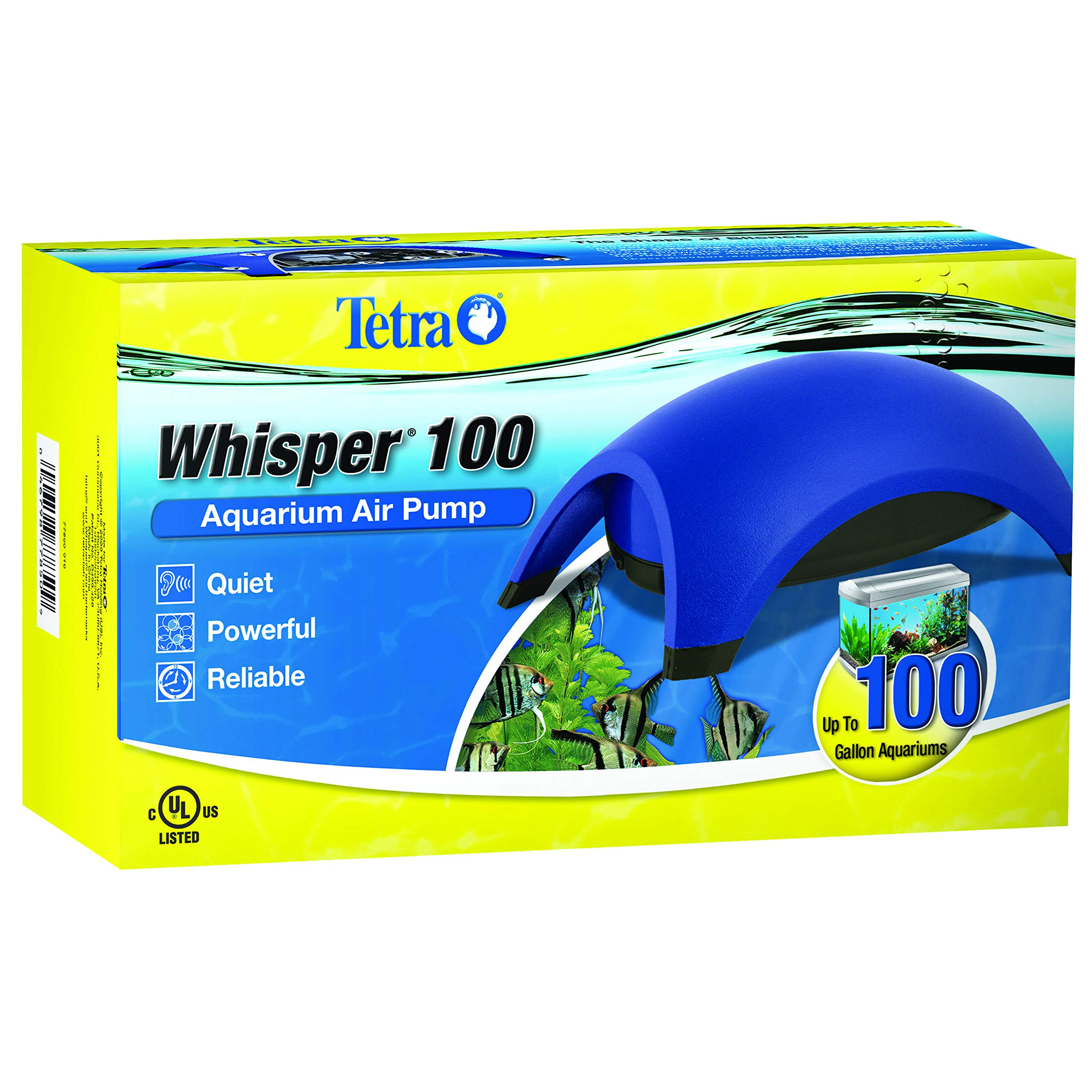 Tetra Whisper Pump Gallon Aquariums