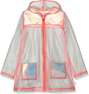 Enfants Filles Garçons Raincoat EVA Transparent Vêtements de pluie à capuche Outdoor rain coats 5-13