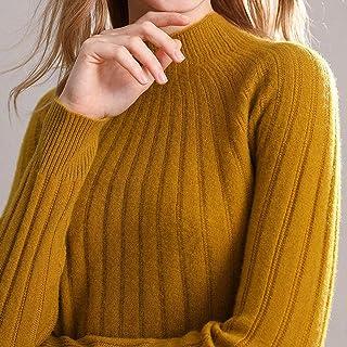 Suéter De Cuello Alto Parte Superior Cálida para Mujer Agradable para La Piel Y Delicado Abrigo De Felpa Fajas Suaves De M...