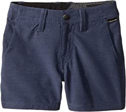 Frickin SNT Slub Shorts (Toddler/Little Kids)