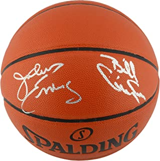 Julius Erving and Billy Cunningham Philadelphia 76ers Autographed Indoor/Outdoor Basketball - Fanatics Authentic Certified