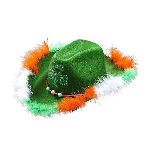WIDMANN 0184Q?St. Patrick's Day Hat