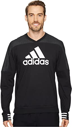 adidas - Sport ID Badge of Sport Crew Sweater