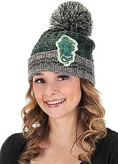 قبعة صوفية سليذرين منقطة من إيلوب هاري بوتر