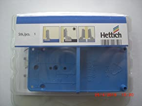 Hettich 351 Accura Boorsjabloon, Multiblue