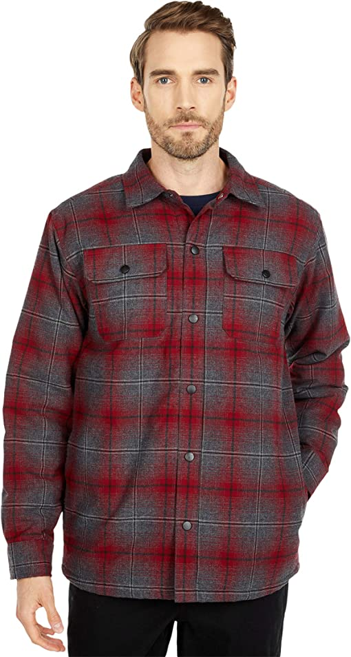 Dragon Blood Plaid