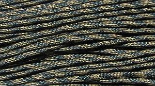 Parachute cord 550 100' 1000',  U.S MADE NEW WOODLAND CAMO 100'
