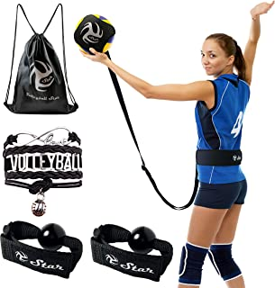 volleyball spike trainer ball