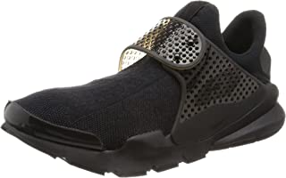 Nike Men's Sock Dart, Black/Black-Volt
