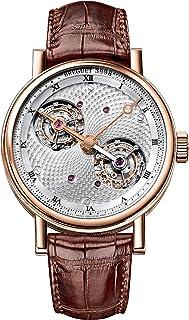 Double Tourbillon Rose Gold Watch 5347BR/11/9ZU