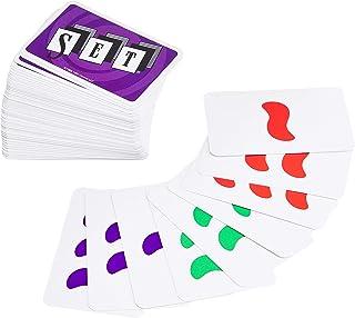 ホビージャパン SET セットカードゲーム 日本語版 (1-20人用 30分 6才以上向け) ボードゲーム