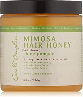 Carol's Daughter Mimosa Hair Honey Shine Pomade For Dry Hair and Textured Hair, with..