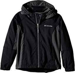 Columbia Kids - SplashFlash™ II Hooded Softshell Jacket (Toddler)