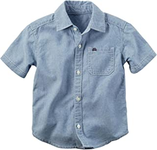 Carters Boys Woven Buttonfront 263g709 Carters