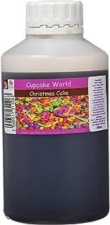 Cupcake World Aromas Alimentarios Intenso Pastel de Navidad - 500 ml