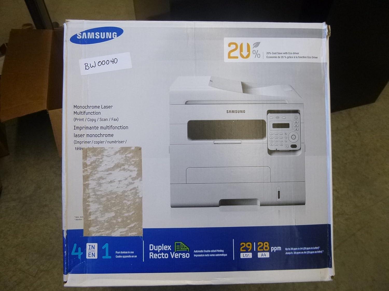 Samsung SCX-4729FW/XAA Wireless Monochrome Printer with Scanner, Copier & Fax