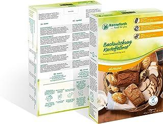 Glutenfreie Backmischung Kartoffelbrot | 3400g | Hanneforth