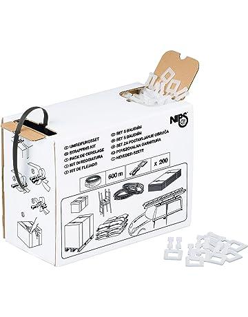 SOFIALXC 304 Acier Inoxydable Outils de Courroie de Bande de Cerclage pour Cerclage 100MMX1000MM-Thicknesses:0.1mm