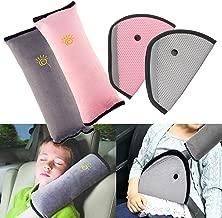 R ? HORSE 4Pack Seatbelt Pillow Car Seat Belt Covers for Kids, Adjust Vehicle Shoulder..