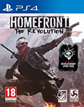 Homefront the revolution day one edition for ps4