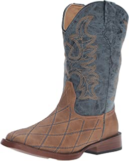 Roper Kids' Cross Cut Western Boot