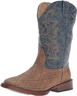 Roper Kids' Cross Cut Western Boot