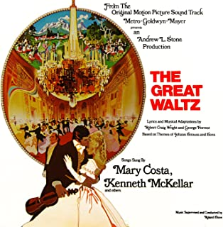 The Great Waltz (Original Soundtrack)