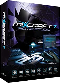 Mixcraft 7 Home Studio [Old Version]