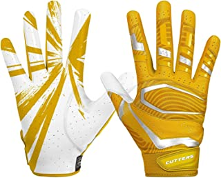 youth quarterback gloves