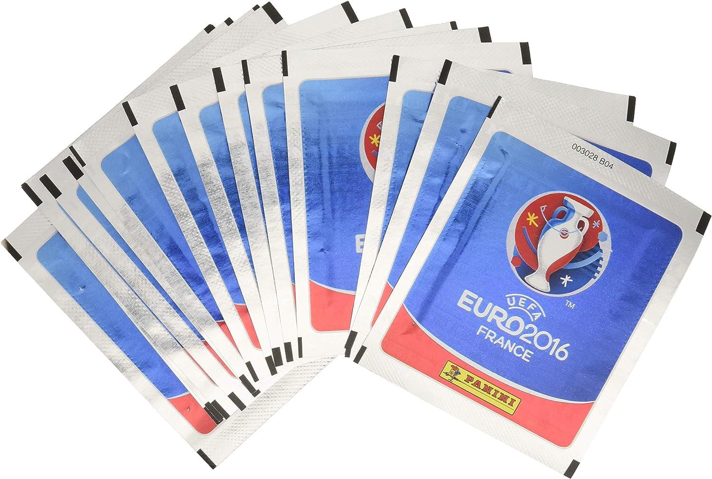 PANINI Euro France 2016-10 OVP Tüten Niederlande Neu//Top