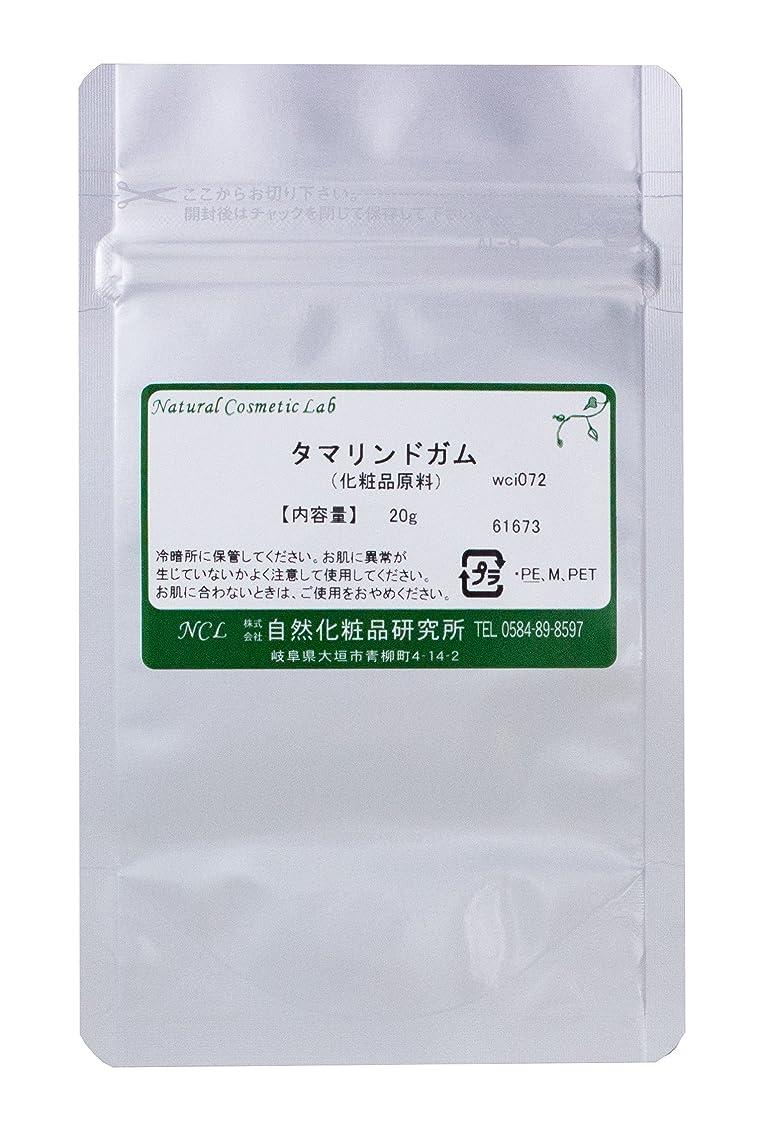 ちらつき虹争いタマリンドガム 化粧品原料 20g