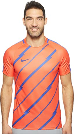 Nike - Dry Squad Short Sleeve Soccer Top
