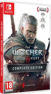 comprar comparacion The Witcher 3: Wild Hunt - Complete Edition