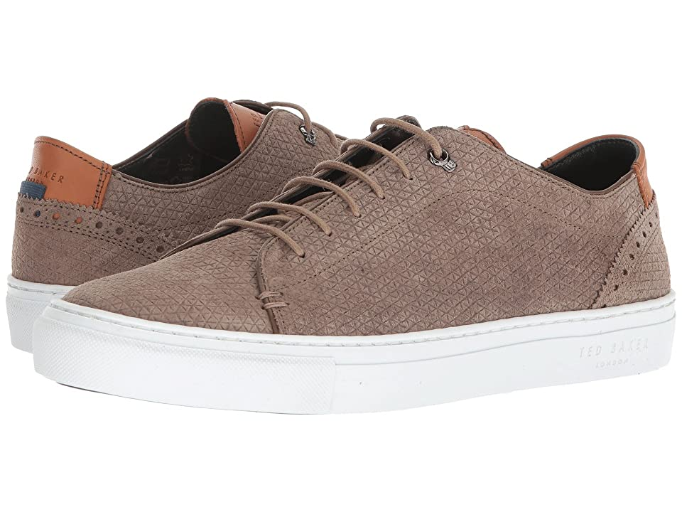 Ted Baker Duukes (Grey Suede) Men