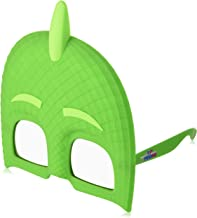 Costume Sunglasses PJ Mask Gekko Sun-Staches Party Favors UV400