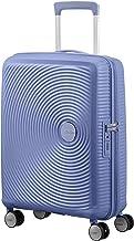 American Tourister - Soundbox Spinner 55/20 Expansible 35,5/41 L - 2,6 KG Denim Blue
