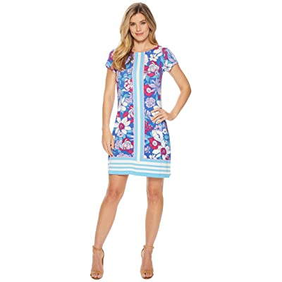 Hatley Nellie Dress (Indigo Miyako Blooms) Women