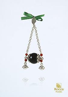 Su Kokko SARDO ORIGINALE (Cocco, Sabeggia,) Amuleto argento 925