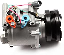ECCPP A/C Compressor with clutch CO 3057AC fit for 1994-2001 Honda Civic del Sol CR-V