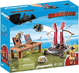 Best playmobil dragons sheep launcher playset Reviews