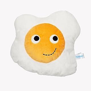 "Kidrobot YUMMY Breakfast Egg Medium 10"" Plush"