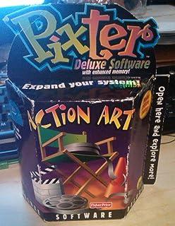 Pixter Deluxe Software - Action Art