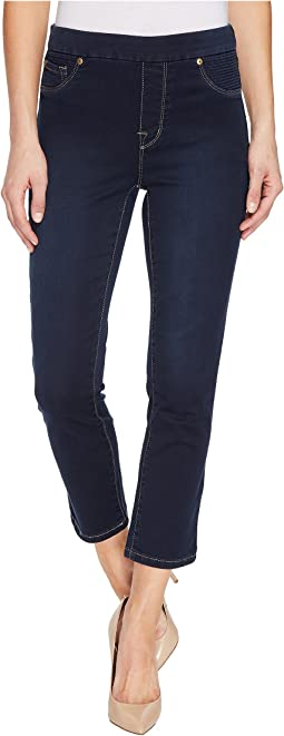 "Pull-On 25"" Dream Jeans Capris in Navy Blast"