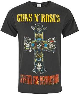 amplified guns n roses t shirt
