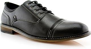 Ferro Aldo Shane MFA19606L Mens Casual Cap Toe Oxford Dressing Shoes