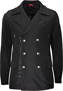 mens mac coat with belt
